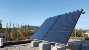 solarne korektory plocha strecha