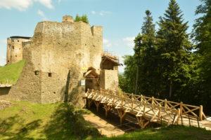 hrad zborov foto Vladimír Kaminský